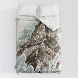Personalized IT: Your Name + Graphic/Painting from Esther Sunrise Comforters