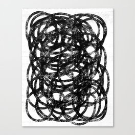 CAOS Canvas Print