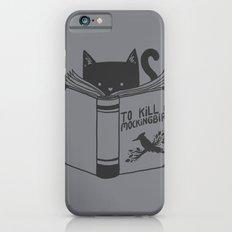 To Kill a Mockingbird iPhone 6 Slim Case