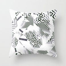 New Sacred 41 (2014) Throw Pillow