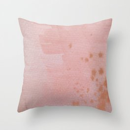 Distressed 2  Throw Pillow