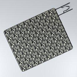 Zebra Picnic Blanket