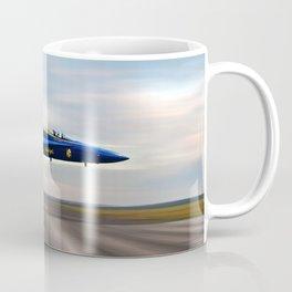 Blue 5 Coffee Mug