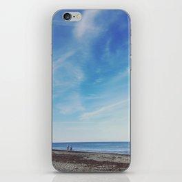 Beach Walkers iPhone Skin