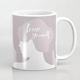 LOVE YOURSELF Coffee Mug