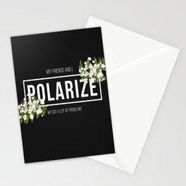 Polarize Stationery Cards