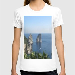 I Faraglioni di Capri T-shirt