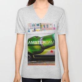Amsterdam Refreshments Unisex V-Neck