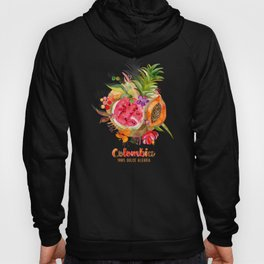 Fruits of Colombia | Frutas Colombianas Hoody