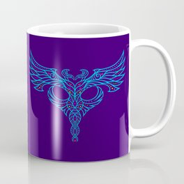 Feathered Serpent Cosmosis Coffee Mug