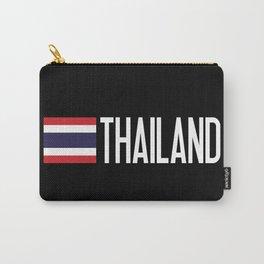 Thailand: Thai Flag & Thailand Carry-All Pouch