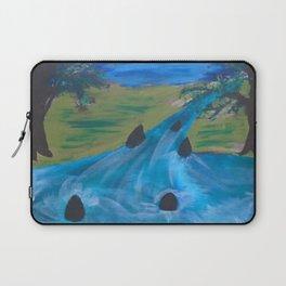 Swamp Land Laptop Sleeve