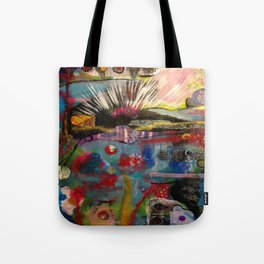 Going to the Whitney Tote Bag