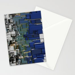 Abstract Composition 303 Stationery Cards