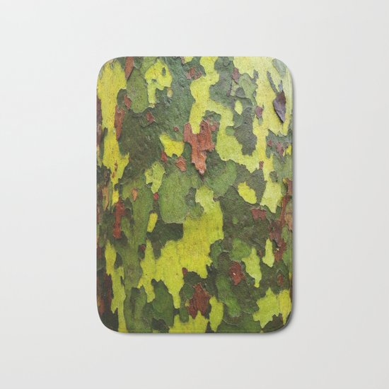 Real Camouflage Bath Mat