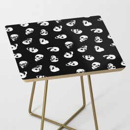 Gossiping Skulls Side Table