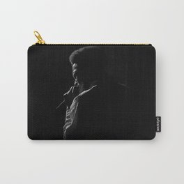 Soulful Silhouette Carry-All Pouch