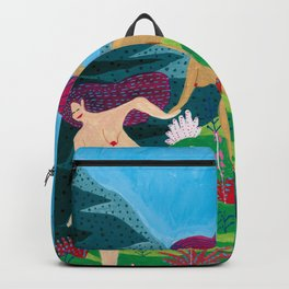 three graces Backpack