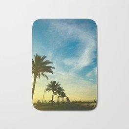 Summer— Palm Trees Bath Mat