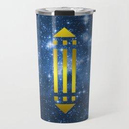 Atlantis Power Symbol Travel Mug