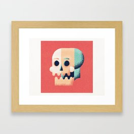 Things to smile about... Framed Art Print
