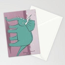 Elephantops. Stationery Cards