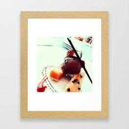 Mango Tango Framed Art Print
