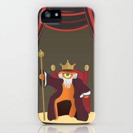 king le[ye]ar iPhone Case