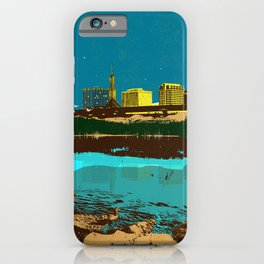 GRIZZLY MENACE iPhone Case