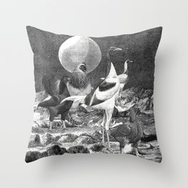 WAIT FOR IT... Throw Pillow