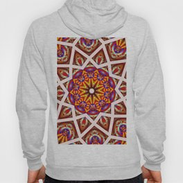 *Star Flower Council* Hoody