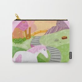 Unicornland Carry-All Pouch