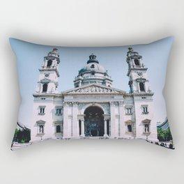 St. Stephen's Basilica Rectangular Pillow