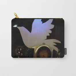 Time For Peace On Earth Carry-All Pouch