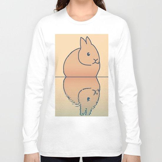 rabbit-74 Long Sleeve T-shirt