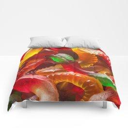 Gummy Worms Comforters