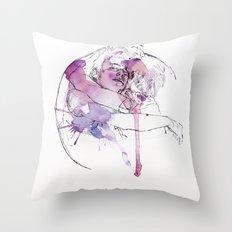 circles - brothers Throw Pillow