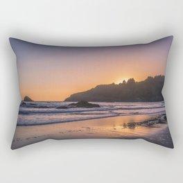 Goodnight Sun Rectangular Pillow