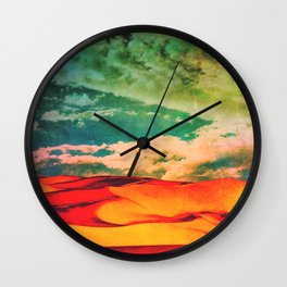 Why Won't You Make Up Your Mind?_ Wall Clock