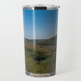 The Poconos Travel Mug