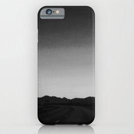 New Mexico Beauty 3 #blackwhite iPhone Case