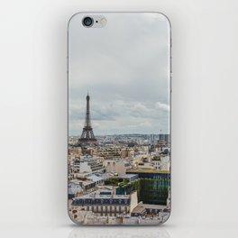 Romance city iPhone Skin