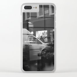 Through the Eyes of a Londoner Clear iPhone Case