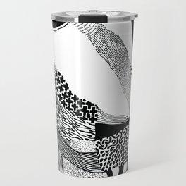 Dança pra Lua Travel Mug