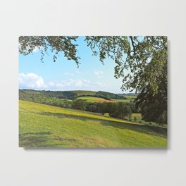 Old Winchester Hill Metal Print