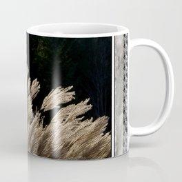 YAKU JIMA GRASS IN BACKLIT SUN Coffee Mug