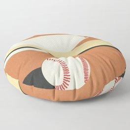 LA Baseball Field Floor Pillow