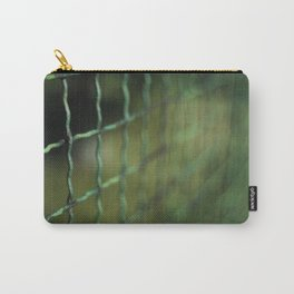 Old Grid Carry-All Pouch