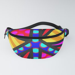 Lucky Peace Fanny Pack