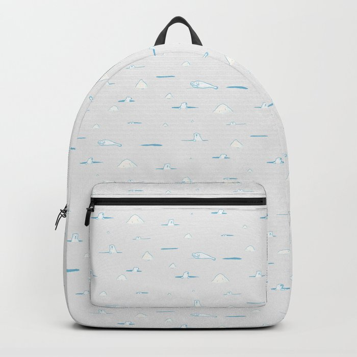 Polar Bear Hunting Backpack